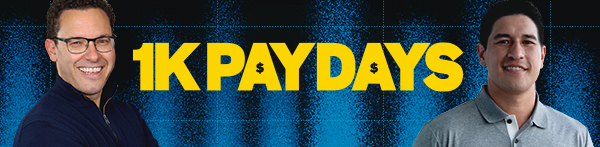 1k pay day banner